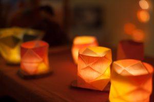 Das Lichterfest kommt